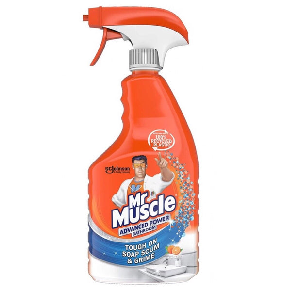 Mr. Muscle Advance Power Bathroom Cleaner 750ml