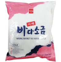 Wang Korean Sea Salt in Pack - Fine 1.36kg - Asian Online Superstore UK