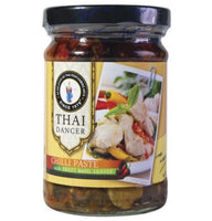 Thai Dancer Chilli Paste with Sweet Basil Leaves 200g