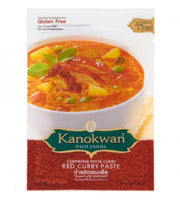 Kanokwan Red Curry Paste 50g - Asian Online Superstore UK