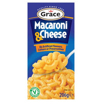 Grace Macaroni and Cheese 206g - Asian Online Superstore UK