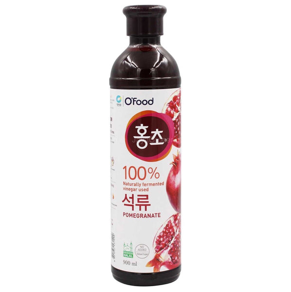 Chung Jung One Pomegranate Vinegar Drink 500ml - Asian Online Superstore UK