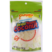 Philippine Brand Dried Young Coconut 142g - Asian Online Superstore UK