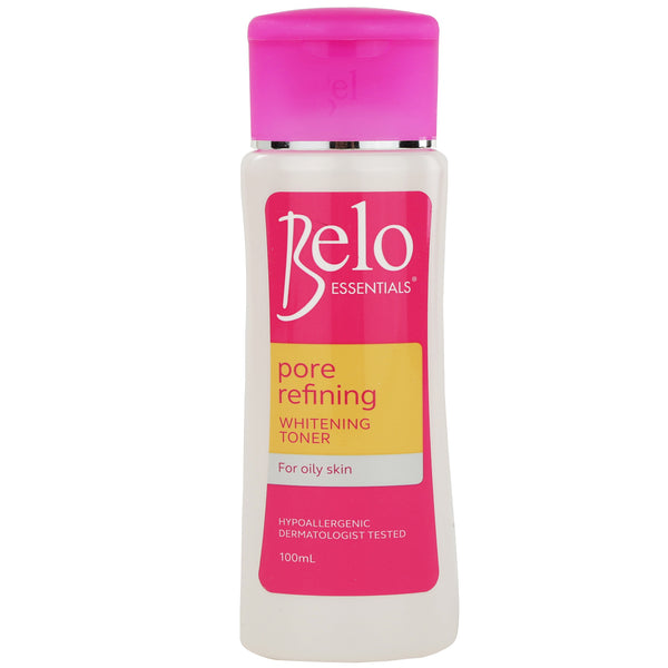 Belo Essentials Pore Refining Whitening Toner 100ml - Asian Online Superstore UK