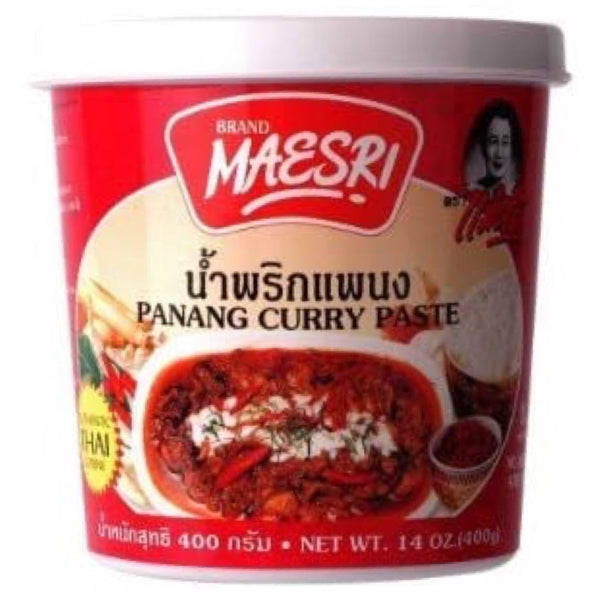 Mae Sri Panang Curry Paste 400g - Asian Online Superstore UK