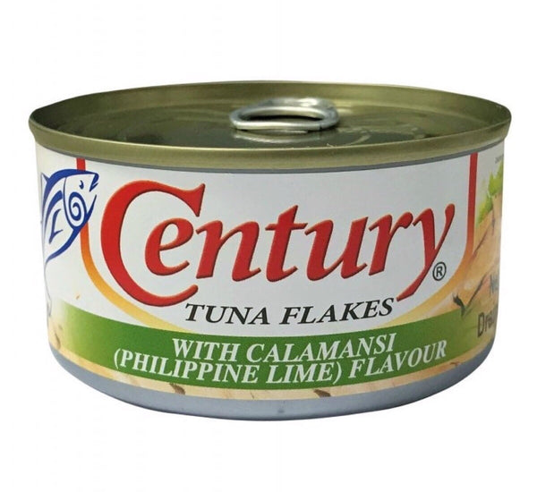 Century Tuna Flakes Calamansi (Lime Flavour) 180g - Asian Online Superstore UK