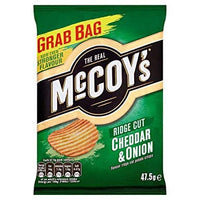 McCoy's Chips Cheddar & Onion 47.5g - Asian Online Superstore UK