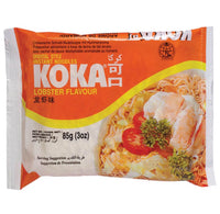 Koka Lobster Instant Noodles 85g - Asian Online Superstore UK