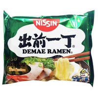 Nissin Demae Ramen Tonkotsu Flavour Instant Noodle 100g - Asian Online Superstore UK