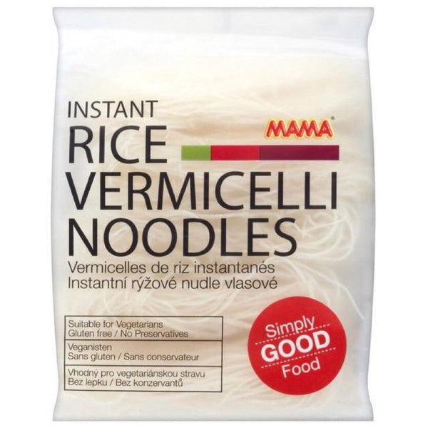 Mama Instant Rice Vermicelli Noodles 225g - Asian Online Superstore UK