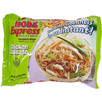 HOBE Express Instant Bihon Chicken Guisado (Instant Vermicelli Noodles) 65g - Asian Online Superstore UK