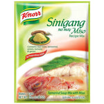 Knorr Sinigang sa Miso Mix (Tamarind Soup Base with Miso) 23g - Asian Online Superstore UK