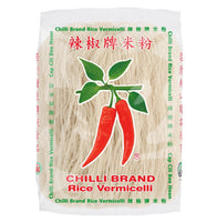Chilli Brand Rice Vermicelli 400g - Asian Online Superstore UK