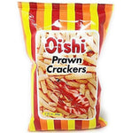 Oishi Prawn Crackers Original/ Classic 60g - Asian Online Superstore UK