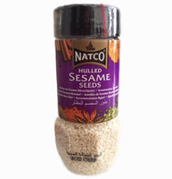Natco Sesame Seeds Hulled 100g - Asian Online Superstore UK