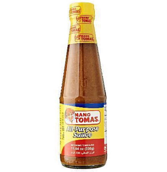 Mang Tomas Regular All Purpose Sauce (Roast Sauce) 330ml - Asian Online Superstore UK