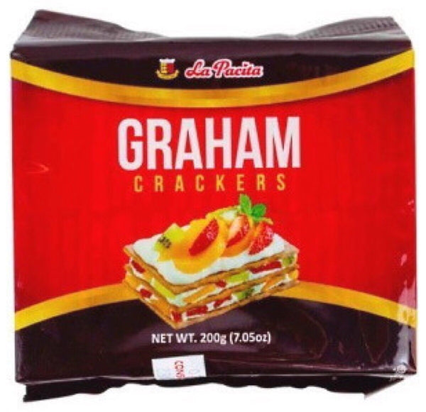 La Pacita Graham Crackers 200g - Asian Online Superstore UK