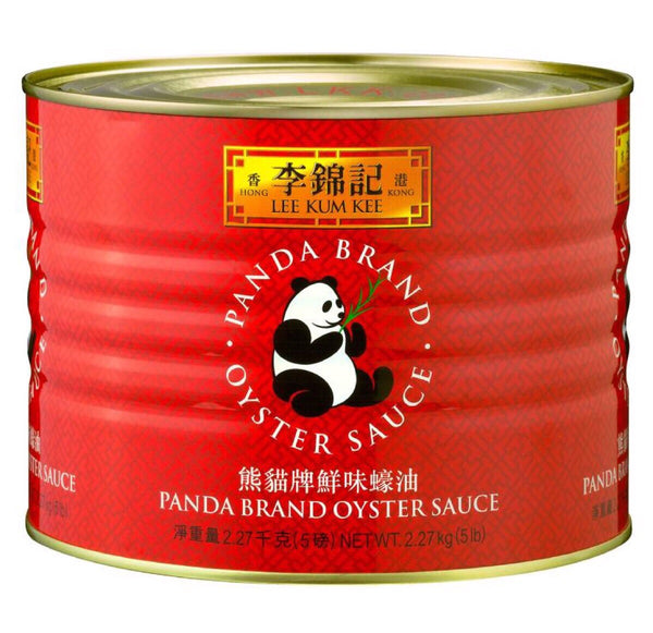 LKK Oyster Sauce (Panda Brand) 2.27kg - Asian Online Superstore UK