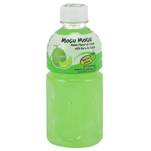 Mogu Mogu Nata De Coco Melon Flavour 320ml - Asian Online Superstore UK
