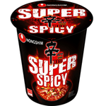 Nongshim Shin Cup Red Super Spicy 68g - Asian Online Superstore UK