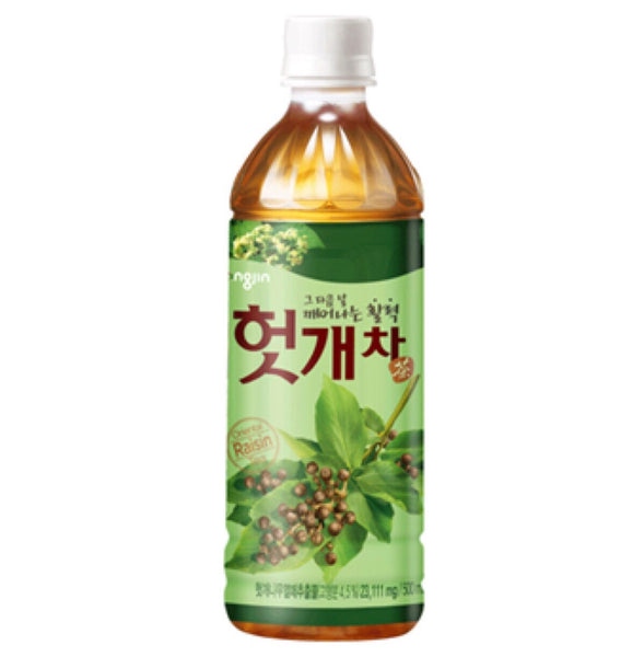 Woong Jin Red Ginseng Herb Tea 500ml - Asian Online Superstore UK