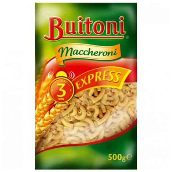 Buitoni Maccheroni Pasta 500g - Asian Online Superstore UK