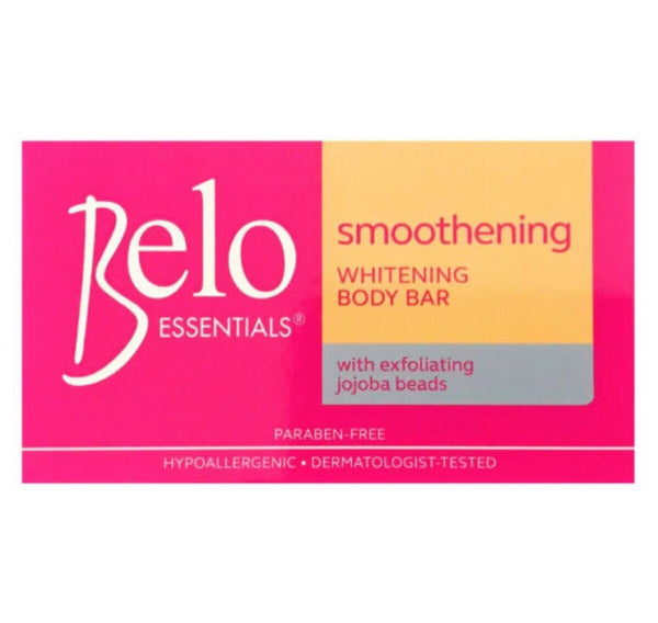 Belo Essentials Smoothening Lightening Body Bar 135g