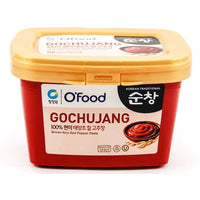 Chung Jung One Gochujang Brown Rice Red Pepper Paste (Square) 500g - Asian Online Superstore UK