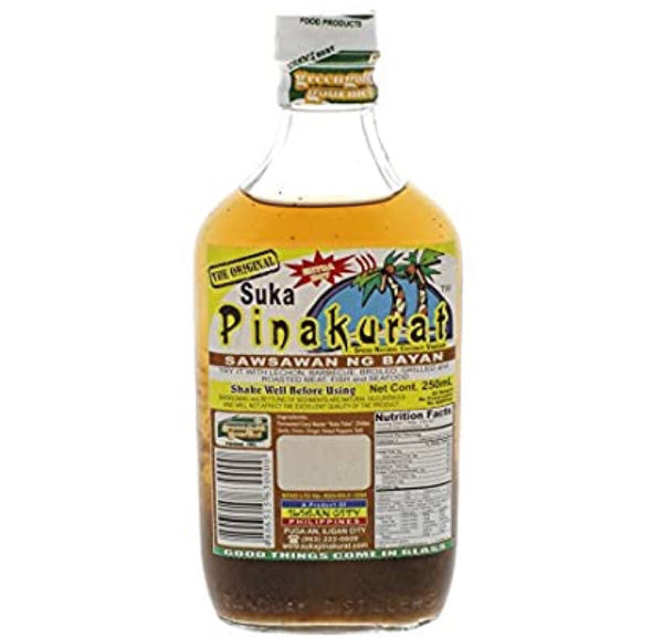 Pinakurat Spiced Vinegar 250ml - Asian Online Superstore UK