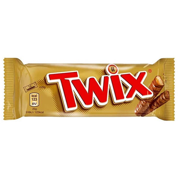 Twix Twin 50g - Asian Online Superstore UK