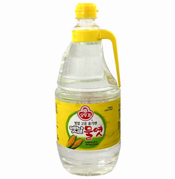 Ottogi Corn Malt Syrup 2.45kg - Asian Online Superstore UK