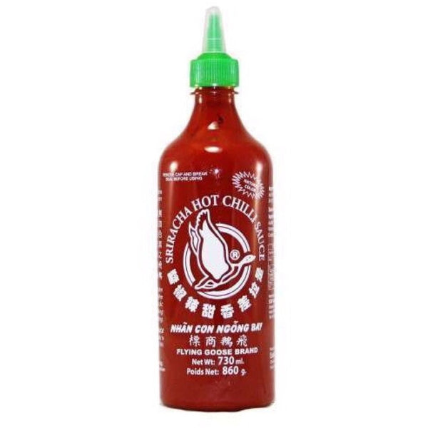 Flying Goose Sriracha Hot Chilli Sauce 730ml - Asian Online Superstore UK