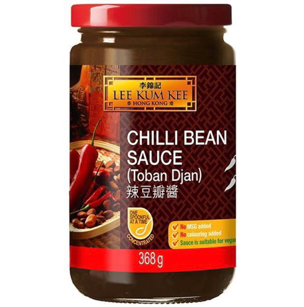 Lee Kum Kee Chilli Bean Sauce (Toban Djan) 368g
