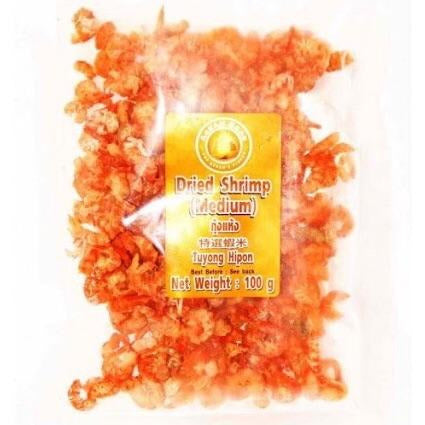 ASEAN SEAS Dried Shrimp Medium 100g - Asian Online Superstore UK