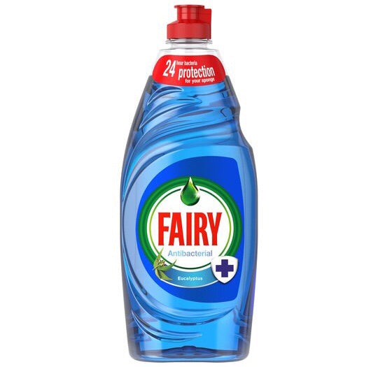 Fairy Antibacterial Eucalyptus 625ml - Asian Online Superstore UK