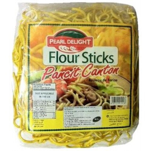Pearl Delight Pancit Canton (Flour Stick) 454g - Asian Online Superstore UK