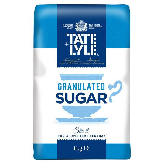Tate & Lyle Granulated Sugar 1Kg - Asian Online Superstore UK