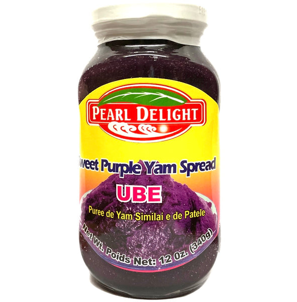 Pearl Delight Ube Halaya ( Sweet Purple Yam Spread) 340g