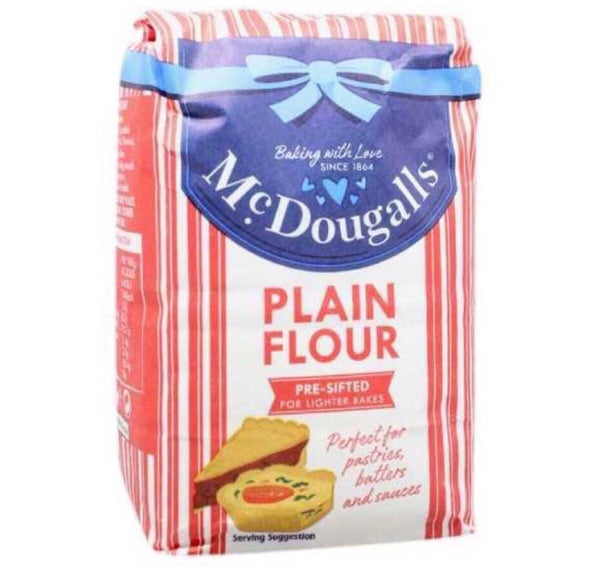 Mc Dougalls Plain Flour  1.1kg - Asian Online Superstore UK