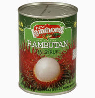 New Lamthong Rambutan in Syrup 565g - Asian Online Superstore UK