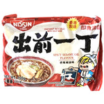 Nissin Demae Ramen Spicy Sesame Oil 100g