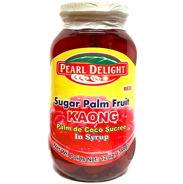 Pearl Delight Kaong Red (Sugar Palm Fruit) 340g