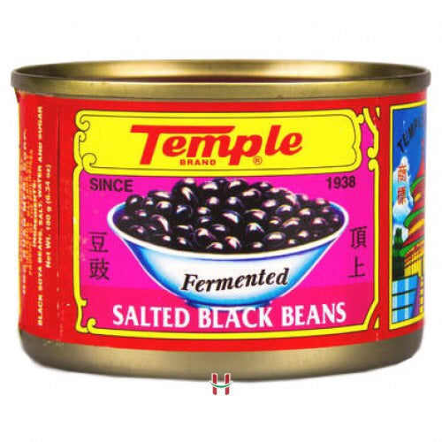 Temple Black Beans 12x180g - Asian Online Superstore UK