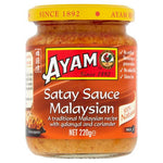 Ayam Satay Sauce  Malaysian 220g - Asian Online Superstore UK