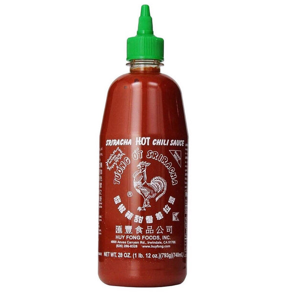 Huy Fong Sriracha Chilli Sauce 800g - Asian Online Superstore UK