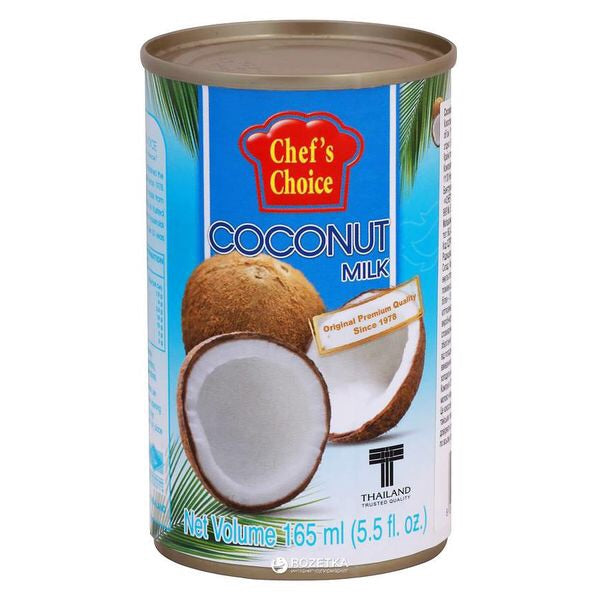 Chef's Choice Coconut Milk 165ml - Asian Online Superstore UK