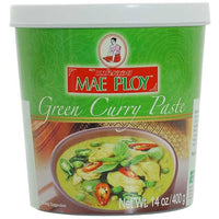 Mae Ploy green Curry Paste 400g - Asian Online Superstore UK