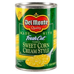 Del Monte Creamed Style Sweet Corn 425g - Asian Online Superstore UK