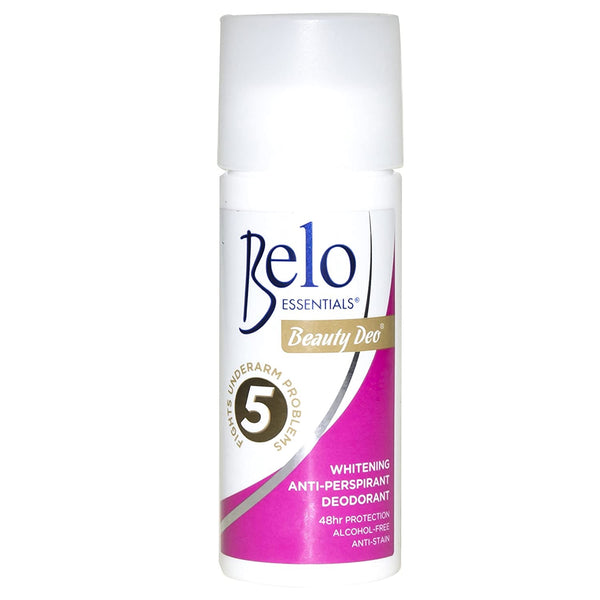 Belo Essentials Beauty Deo Whitening Anti-Perspirant Deodorant 40ml - Asian Online Superstore UK