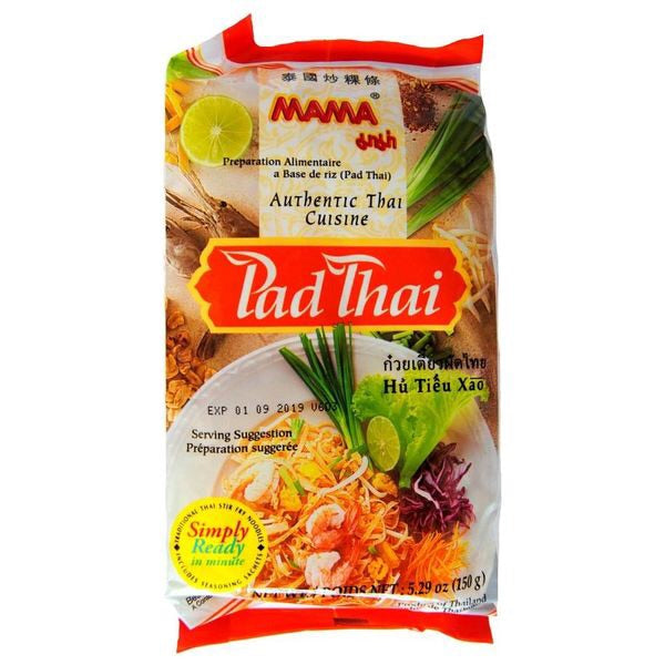 Mama Pad Thai Noodle 150g - Asian Online Superstore UK